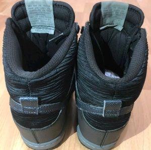 best authentic d9d2c 60962 Nike Shoes - 2015 Nike Dunk Sky Hi Wedge Black grey Metallic wo